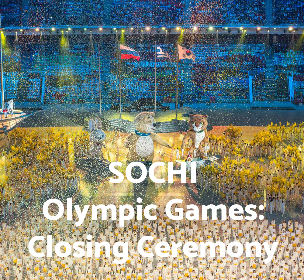Sochi Olympic Games: Closing Ceremony