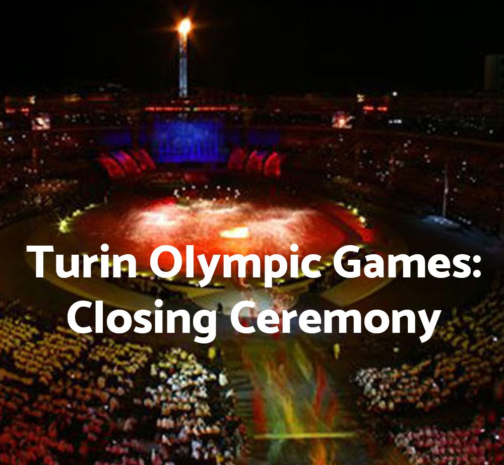 Turin Olympic Games: Closing Ceremony